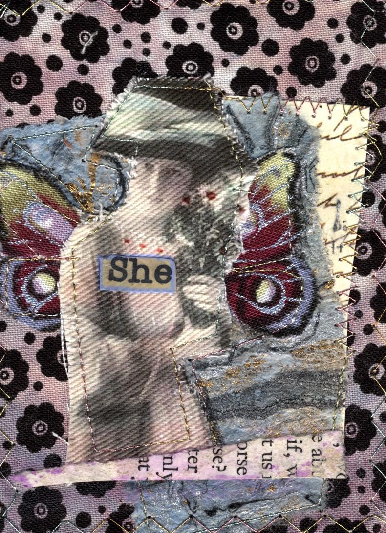 She fabric atc
