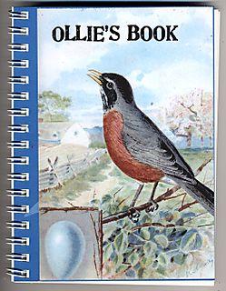 Ollies book