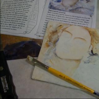 Mingled Elements Art Class
