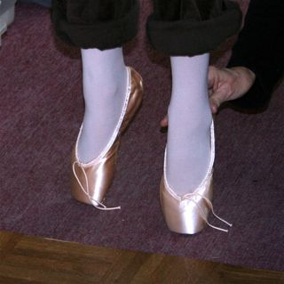 Pointeshoes