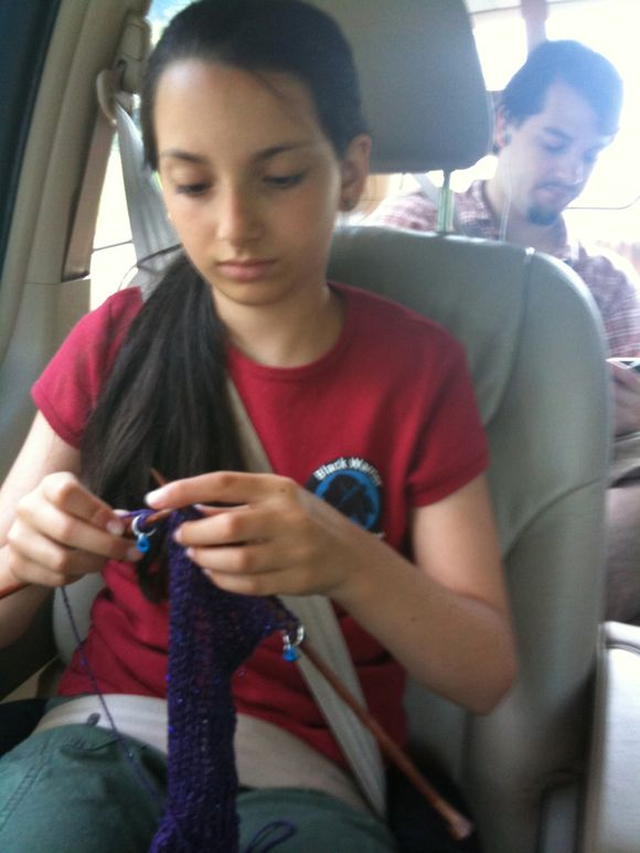 Raising A New Generation Of Knitters
