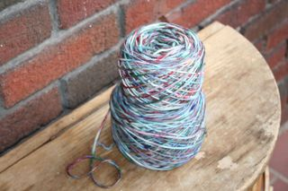 Yarn for little copernicus