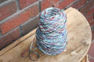 Yarn for little copernicus