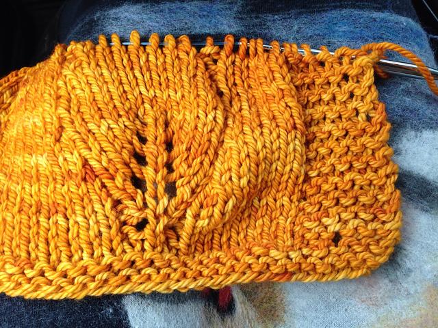 Knitting With Malabrigo Joyce Makes Art