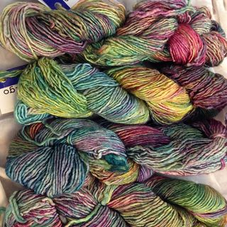 Four skeins