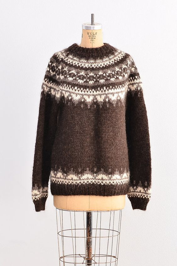 Fair Isle Or Stranded Knitting: Making The Case For Upping Your ...