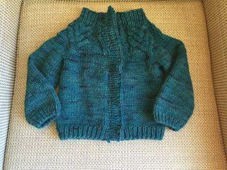 Antlersweater