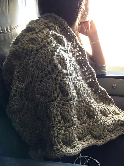 Update: Knitting On Spring Break