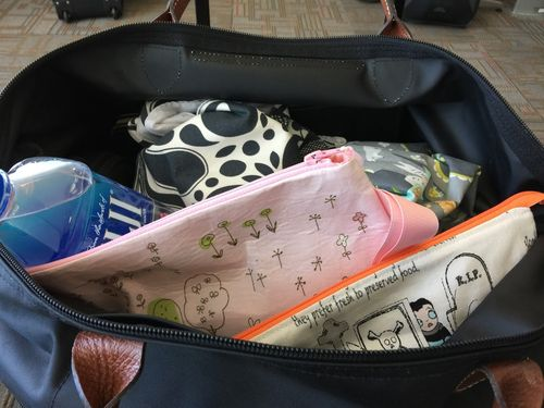 Bagpacked