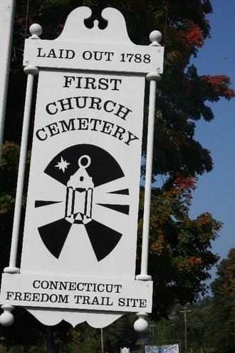 First_church_cemetery