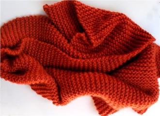 Alpaca_garter_stitch_scarf